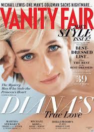 Vanity Fair Dubai Vanity Fair U0027s September Cover Star Princess Diana Princess