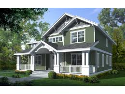 craftsman 2 story house plans two story craftsman house plans a home concept backyard view