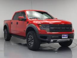 pre owned ford f150 svt raptor for sale carmax