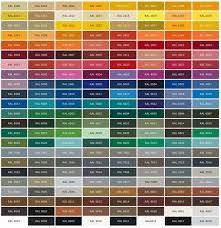 paint color codes ral ideas ral colour chart general paint color