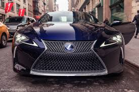 lexus glasgow twitter the lexus lc 500h is a mega prius that takes hybrid tech to a new