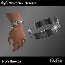 second marketplace owl designs s odin bracelet