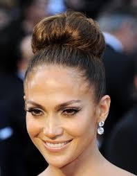 big bun hair bun updos from 2012 oscars vancouver mobile hair stylist