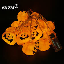 online buy wholesale battery operated halloween lights from china