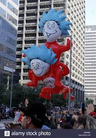 houston usa 24th nov 2016 balloons float during the 67th