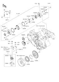 2008 kawasaki kfx450r ksf450b8fa starter motor parts best oem