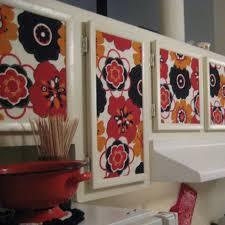 starch fabric kitchen cabinets tutorial u2013 sew becky jo