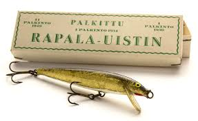 rapala lures the first jerkbait bassmaster