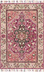 Taupe Area Rug Loloi Rugs Zharah Zr 05 Raspberry Taupe Area Rug Kaoud Rugs