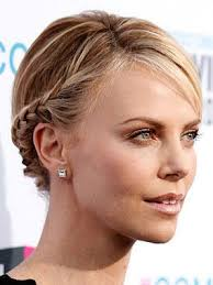 plaited hairstyles for short hair 13 best wedding hair images on pinterest bridal hairstyles