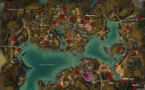 Gw2 World Map by Gw2 Pumpkin Carving Blood And Madness 2014 Achievement Guide Dulfy