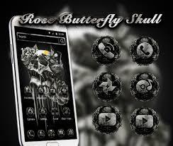 theme black rose 3d rose skeleton theme 1 1 1 download apk for android aptoide