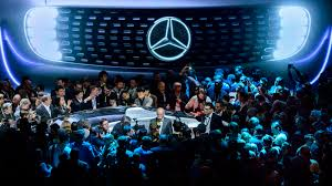 mercedes u0027 f 015 luxury in motion is an autonomous vehicle from the