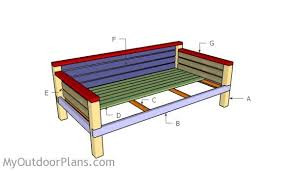 diy daybed plans diy daybed plans myoutdoorplans free woodworking plans and