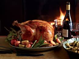 the chew thanksgiving turkey recipes cider glazed turkey with lager gravy recipe michael symon food