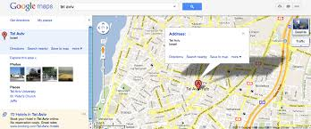 israel google google maps to bring virtual eco tourists to israel green prophet