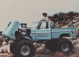 original bigfoot monster truck guys girls want to be a bigfoot monster truck driver info on