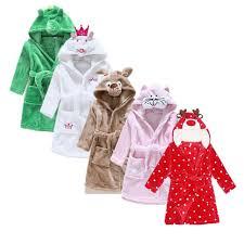 robes de chambre enfants filles de bain robe mode robe de chambre enfants peignoirs de