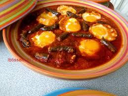 cuisine et delice ojja au hrouss et au merguez diari délices et caprices tunisia
