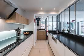 cuisine verriere rénovation d une cuisine avec verrière lyon 7