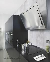 hottes de cuisine silencieuse hotte cuisine silencieuse with hotte de cuisine conseils avant d