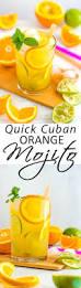 quick cuban orange mojito recipe video happyfoods tube