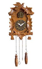 Home Design Furniture Kendal by Amazon Com Kendal Handcrafted Wood Cuckoo Clock Home U0026 Kitchen