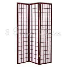Panel Shoji Screen Room Divider - oriental furniture 6 u0027 tall 3 panel shoji screen black room