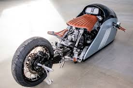 bmw custom this custom alpha motorcycle was built using a wrecked bmw sharp