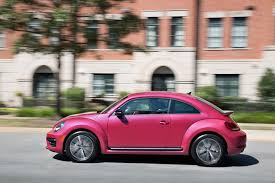 volkswagen beetle pink convertible this pink vw beetle raised over 30 000 for breast cancer research