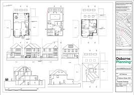 planning to build a house build detached house with basement granted by brent council