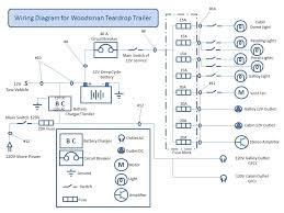 chuck u0027s teardrop build electrical diagram