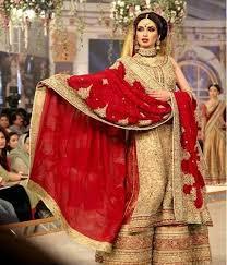 Red Bridal Dress Makeup For Brides Pakifashionpakifashion Beautiful Bridal Dress For Women Online Pakifashionpakifashion