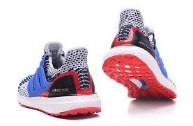 light blue adidas ultra boost buy adidas ultra boost white navy light blue red men s women s