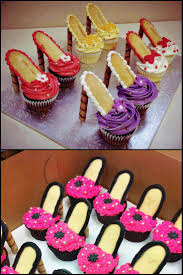 how to make high heel cupcakes http theownerbuildernetwork co
