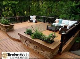 Deck Garden Ideas 3 Ways To Deck Out Your Garden Decking