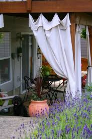 Patio Drapes Outdoor Best 25 Outdoor Curtains For Patio Ideas On Pinterest Outdoor
