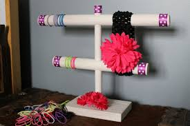 hair tie holder headband holder for baby nursery headband organizer headband