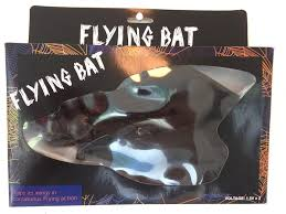 Halloween Flying Bats Amazon Com Flying Bat With Flapping Wings By Dy Toys Learning