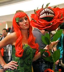 Poison Ivy Halloween Costume Diy 499 Cosplay Images Costume Ideas Costumes