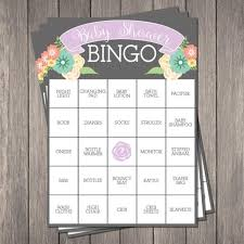 15 free baby shower printables baby shower bingo babies and
