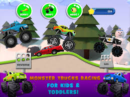 how to become a monster truck driver for monster jam monster trucks game for kids 2 android apps on google play