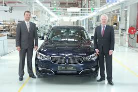 bmw manufacturing plant in india all bmw 3 series gran turismo rolls out of chennai plant
