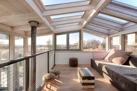 dream holiday home design a loft with glass ceiling tropical