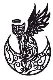luna tribal tattoo design 2 by animal and anime lvr on deviantart