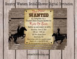 country style wedding invitations 30 western wedding invitation templates free sle exle