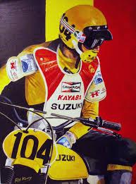 motocross helmet painting motocross robkinseyart u0027s blog page 2