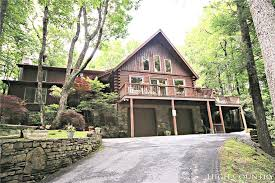 Cottages In Boone Nc by Log Cabins For Sale In Blowing Rock Boonerealestate Com