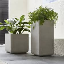 Discount Outdoor Planters by Outdoor Planters Pots And Garden Tools Crate And Barrel