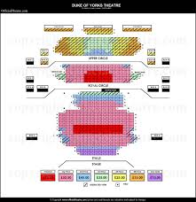 duke of yorks theatre seat plan and prices duke of yorks theatre